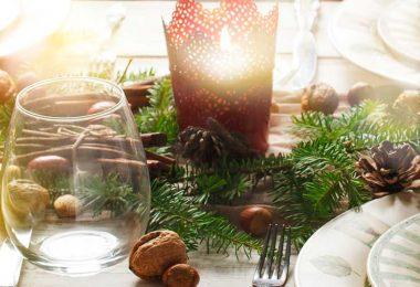 Saltarse la dieta en navidades