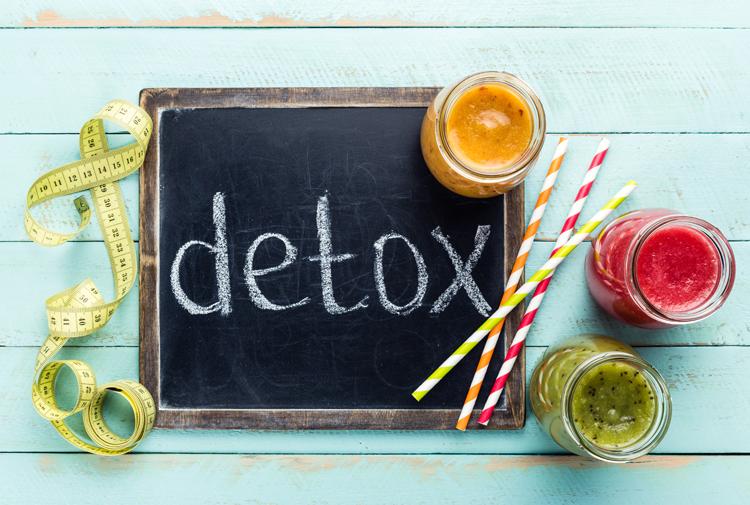 El peligro de la dieta para desintoxicar