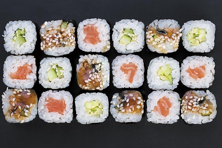 ¿Dieta del sushi para adelgazar?