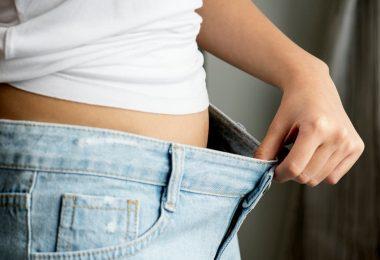 Cómo perder 4 kilos